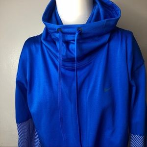 Nike Sweatshirt/Hoodie Blue Size M